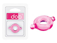 Doo Ornament Cockring pink