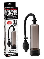Pump Worx Beginners Power Pump Black