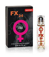 FX24 Sensual Perfume for women 5 ml