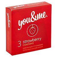 You & Me strawberry 3ks